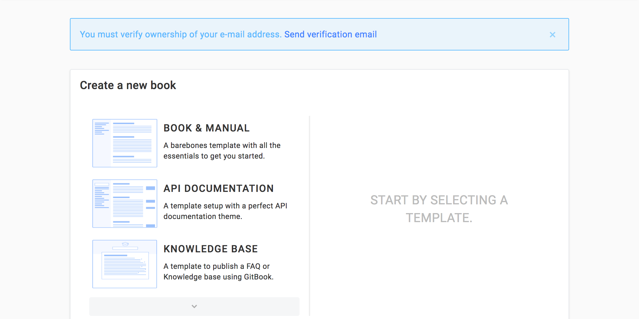 Create and publish your first GitBook · Gitbook tutorial